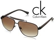 Óculos de Sol CALVIN KLEIN Black Brown. ENTREGA: 48H. PORTES INCLUÍDOS.