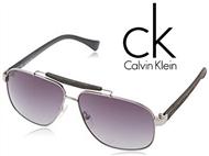 Óculos de Sol CALVIN KLEIN Iron Brown. ENTREGA: 48H. PORTES INCLUÍDOS.