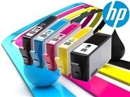 Conjunto de Tinteiros Compatíveis com Impressoras HP