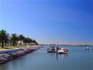 TRYP Montijo Parque Hotel: Fuga junto ao Tejo com Jantar, Massagem, Espumante e Bombons no Quarto.