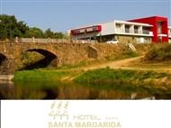 Hotel Santa Margarida 4*: 1 ou 2 Noites com Jantar & SPA junto à Ribeira de Oleiros.