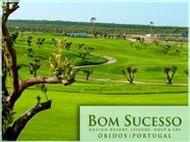 GOLF no Bom Sucesso Resort 5*: Golf em Família com estadia em Villa de luxo.