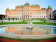 VIENA de Áustria: 2 Noites com City-Tour e Visita Guiada. Cidade apaixonante para apaixonados.