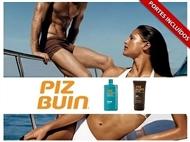 Conjunto PIZ BUIN SOL: Creme Facial e AFTER SUN para uma Pele Bronzeada e Hidratada
