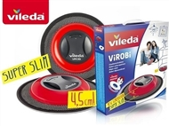 Mopa Robô ViRobi Super Slim da VILEDA que limpa a casa sozinho sem fios. PORTES INCLUIDOS.