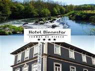 Hotel Bienestar Termas de Vizela 4*: 1 ou 2 Noites com Meia Pensão & SPA Termal em Vizela.