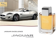 Eau de Toilette Excellence by Jaguar de 100 ml para Homem
