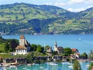SUIÇA: 3 Cidades em 8 dias. Conheça Genebra, Interlaken e Zurique com Voo de Lisboa ou Porto.