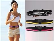 Bolsa de Running com 3 Cores disponíveis. Leve consigo o seu telemóvel, carteira, chaves, etc.