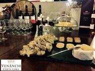Prova de Vinhos e Degustação de Produto Regional Premium para 2 ou 4 Pessoas em Palmela.