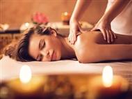 Desfrute da sensação única de 1 ou 4 Massagens às Costas de 30 minutos.