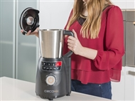 Picadora e Liquidificadora com 14 Funções: Cozinha até 120º, Tritura, Pulveriza, Bate e mais