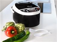 ROBOT DE COZINHA GOURMET de 5 Litros: Perca menos Tempo e Cozinhe com mais Requinte