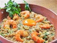 Menu do Mar para 2 pessoas no Restaurante Garphus em Campolide. O melhor marisco serve-se em Lisboa.