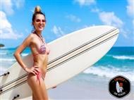 Aulas de Surf ou Bodyboard para 1 ou 2 pessoas na Costa da Caparica