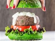 Hambúrgueres Vegetarianos para 2 Pessoas em Lisboa ou Cascais no Vegana Burgers.