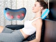 Almofada de Massagem com Infravermelho: Promove a Circulação, metabolismo e Alivia as Dores