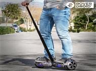 Hoverboard Eléctrico com Braço Telescópico, Bolsa de Transporte e 2 Cores à escolha. VER VIDEOS.