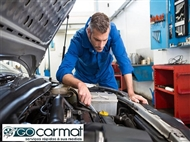 GOCARMAT OFICINAS: Mudança Óleo, Reposição dos níveis, Carga de AC, Alinhamento Direcção e Check Up