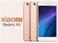 Smartphone Xiaomi Redmi 4A: Rosa ou Ouro.