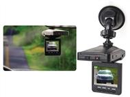 Câmara DVR HD Portátil para o Carro com LCD TFT de 2.5