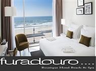 Furadouro Boutique Hotel 4*: Romance na Praia em Ovar com tratamento VIP em SPA e Jantar. Surpreenda