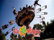 Isla Mágica & Agua Mágica: 1 a 3 Noites de Estadia com Pequeno-almoço e Entrada. Divirta-se