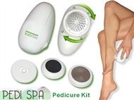 Removedor de Calosidades Rotativo PEDI SPA: Cuide dos seus Pés e obtenha uma pele Suave e Macia