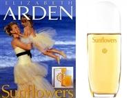 Eau de Toilette Sunflowers by Elizabeth Arden de 100 ml para Senhora