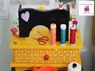 Workshop de Costura de Roupa para Bebé e Criança 2 Aulas na Casa de Costura de Alvalade em Lisboa.