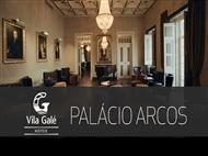 Vila Galé Collection Palácio dos Arcos 5*: Durma num Palácio com Tratamento VIP e Jantar.