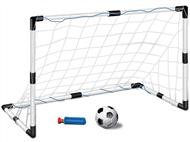 Conjunto de Futebol 3B = Bola + Baliza + Bomba. PORTES INCLUIDOS.
