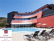 Luna Hotel dos Carqueijais 4*: Até 5 Noites na Serra da Estrela com Meia-Pensão. Deslumbre-se.
