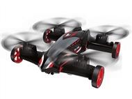 DRONE CARRO VOADOR 360º: Para Ar e Terra com WIFI, Câmara e Alcance até 50 metros