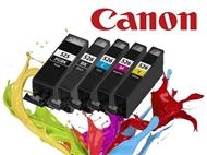 Conjunto de Tinteiros Compatíveis com Impressoras CANON