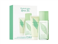 Coffret ELIZABETH ARDEN: Eau de Toilette Green Tea de 100 ml e Body Lotion de 100 ml para Senhora