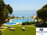 Hotel do Mar 4* em Sesimbra com opção de Meia Pensão ou Pensão Completa, Spa e Estacionamento.