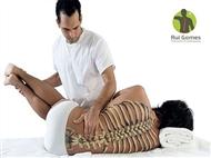 Massagem Quiroprática com consulta de avaliação em Almada. Livre-se das dores que tanto o atormentam