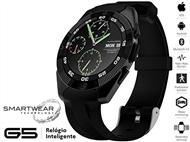 Relógio Inteligente G5 Preto - SmartWear Technology with Style. PORTES INCLUIDOS.