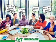 CURSO DE LÍNGUAS: 12 Horas de Conversação em Inglês, Francês ou Espanhol com a Microcamp em Lisboa.