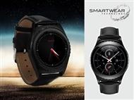 Relógio Telemóvel Inteligente G4 Preto. SmartWear Technology with Style.