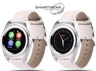 Relógio Telemóvel Inteligente G4 Branco. SmartWear Technology with Style.