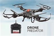 Drone Predator com Câmara 720HD de 2MP: Fácil de Comandar para as mais Divertidas Acrobacias