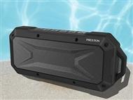 Coluna Portátil Bluetooth Resistente à Água e às Quedas com 2 Cores à Escolha