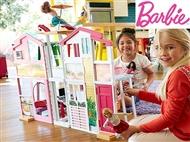 Casa de Sonho da Barbie. Descubra um mundo de possibilidades cheio de histórias mais fabulosas.