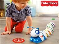 Lagartinha Aprender a Programar. Cria um caminho que esta lagarta motorizada percorre-o sozinha!
