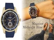 Relógio de Pulso Calgary Mazzini Midnight Blue. Join The World of Calgary.