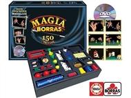 Magia Borras de 150 Truques com Luz e DVD. Torna-te num mestre de magia de luzes
