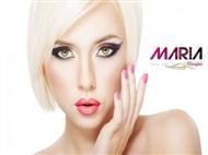 Lavagem, Máscara de Chocolate, Corte, Brushing e Manicure Simples no Maria Campos Cabeleireiros.