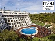 Tivoli Carvoeiro Algarve Resort 5*: 1 Noite de Alojamento com Pequeno-Almoço.